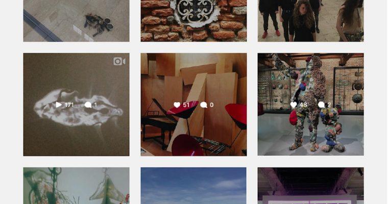 Jean-Christophe Arcos, Voir venise en 3D – Temps et volume de quelques images