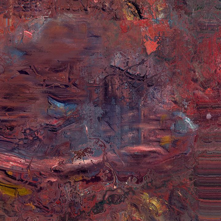 Terre Seconde: Neural Landscape Network (2016) Grégory Chatonsky