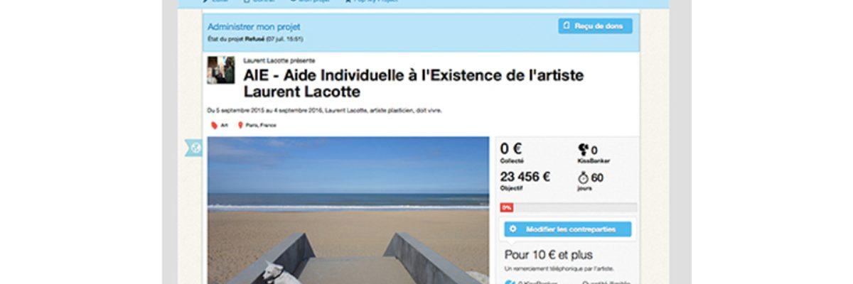 DE L'ARGENT CONTRE DES GESTES IDIOTS, JEAN-CHRISTOPHE ARCOS