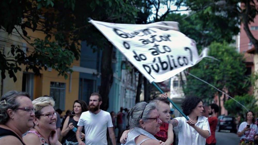 BOCA A BOCA - Entretien n.1 - Camila Valones - São Paulo - 8.12.17