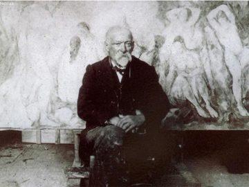 Cézanne vous regarde