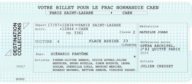DESTINATION COLLECTIONS #2 – FRAC Normandie Caen