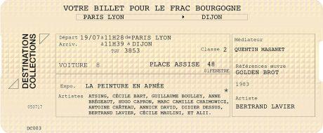 DESTINATION COLLECTIONS #3 – FRAC Bourgogne