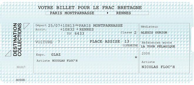 DESTINATION COLLECTIONS #8 – FRAC Bretagne