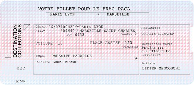 DESTINATION COLLECTIONS #9 – FRAC Provence-Alpes-Côte d'Azur