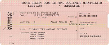DESTINATION COLLECTIONS #14 – FRAC Occitanie – Montpellier