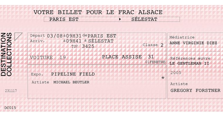DESTINATION COLLECTIONS #15 – FRAC Alsace
