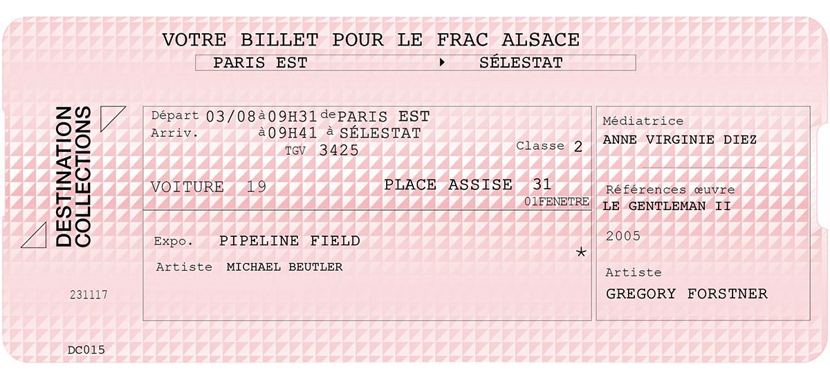 DESTINATION COLLECTIONS #15 – FRAC Alsace