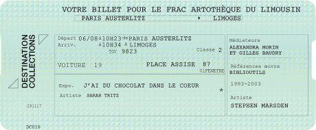 DESTINATION COLLECTIONS #16 – FRAC – Artothèque du Limousin