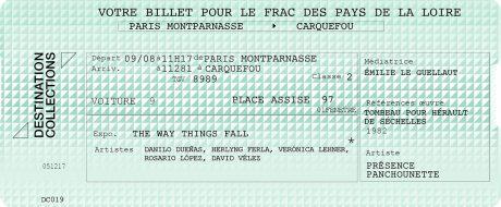 DESTINATION COLLECTIONS #19 – FRAC des Pays de la Loire