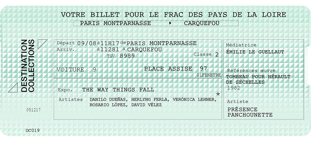 DESTINATION COLLECTIONS #19 - FRAC des Pays de la Loire