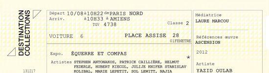 DESTINATION COLLECTIONS #20 – FRAC Picardie / des mondes dessinés