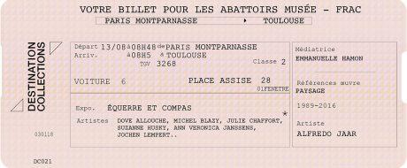 DESTINATION COLLECTIONS #21 – les Abattoirs, Musée – FRAC Occitanie Toulouse