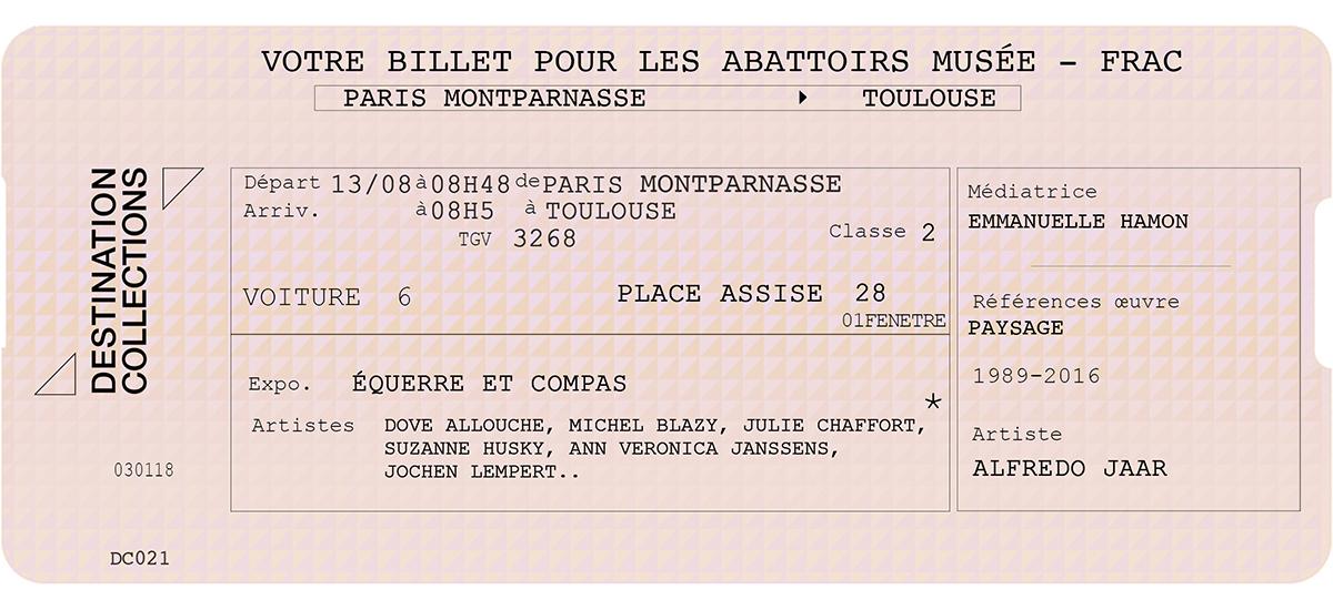 DESTINATION COLLECTIONS #21 - les Abattoirs, Musée - FRAC Occitanie Toulouse