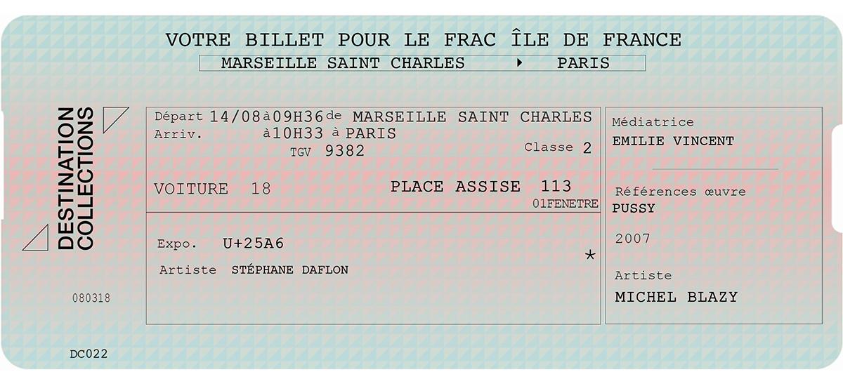 DESTINATION COLLECTIONS #22 - Le plateau / Frac Île de France Paris