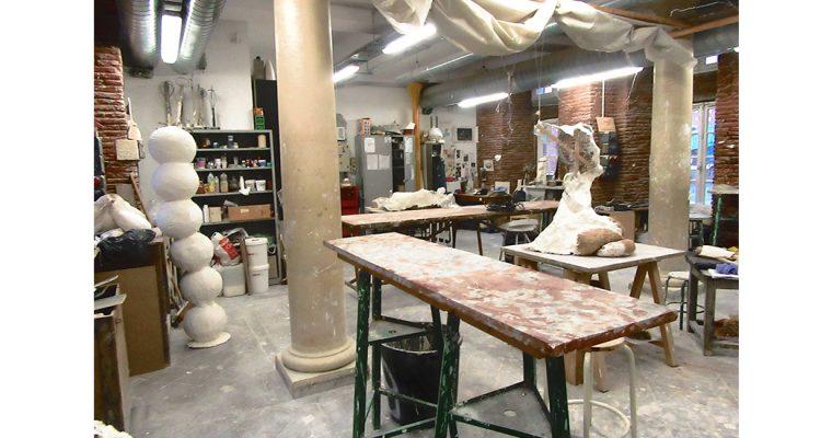 8h30 École des Beaux-Arts, Jean-Pierre Castex