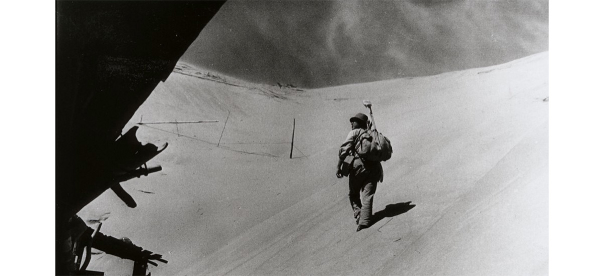 La femme des sables, de Hiroshi Teshigahara