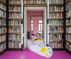 Antigoni Tsagkaropoulou – Fluffy Library & Fluffyland 1/2