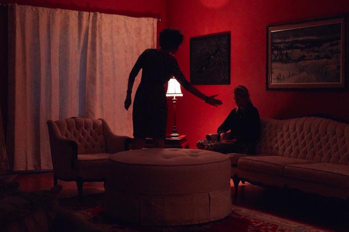 Elsa & Johanna, Sans Titre, Beyond the shadows, 2018