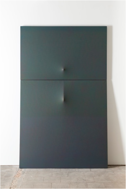 Détachement, 2013, 183 x 113 cm - Courtesy Michel Mouffe