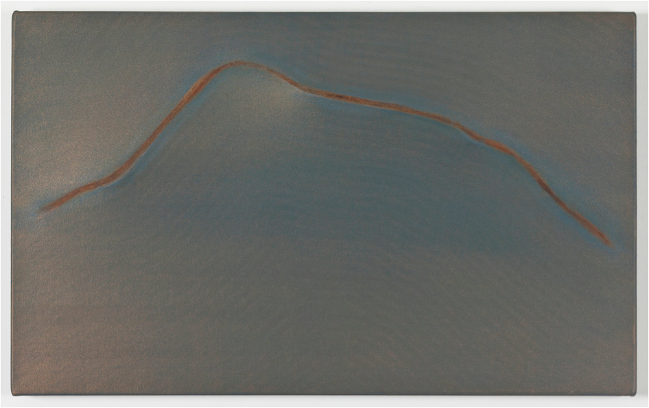 S.T. ( Barby's time), 2010, 43 x 70 cm Courtesy Michel Mouffe