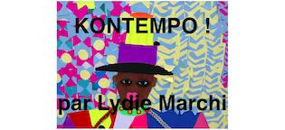 KONTEMPO ! PAR LYDIE MARCHI