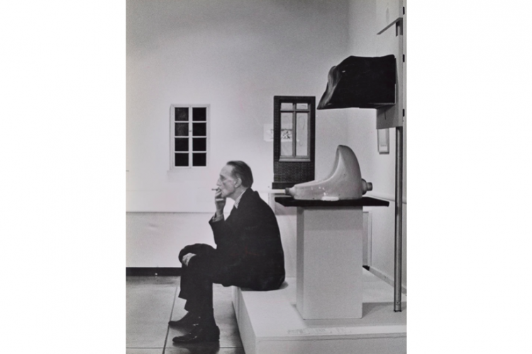 Mallarmé Duchamp - Les Maudits par Gabriel Maginier